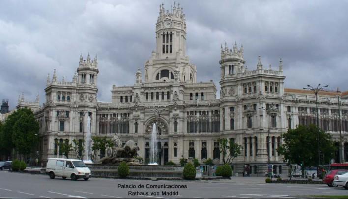 Мадрид — город-музей