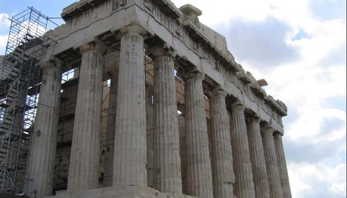 В Греции есть все!