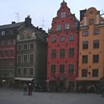 Уютная столица Швеции