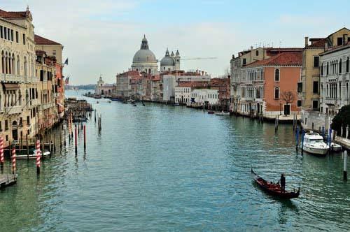 Венеция, Венеция…