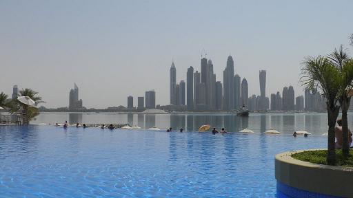 Где находятся Дубаи?