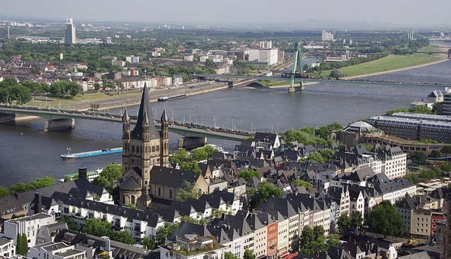 Старинный город Кельн!
