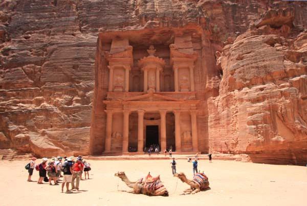 Край фешенебельного отдыха — Иордания!