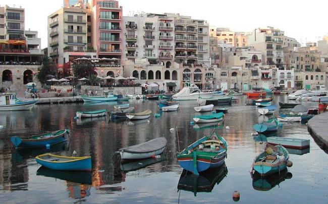 Сент-Джулианс — едем на Средиземное море!