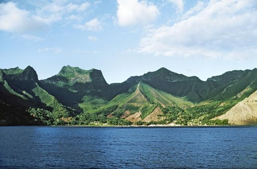 Необитаемый остров — остров Робинзона Крузо