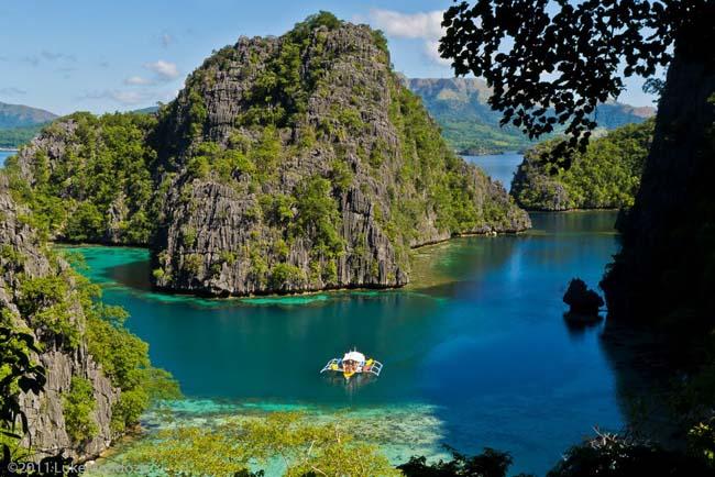 Остров Корон, Филлипины.