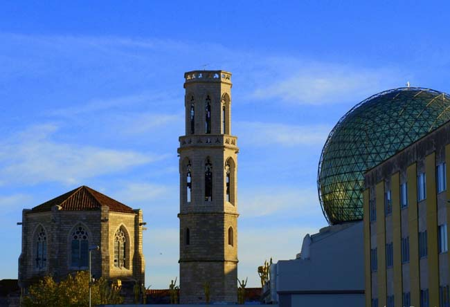 Театр-музей Сальвадора Дали, Фигерас, Испания. Фото: Анжел Гонсалес.