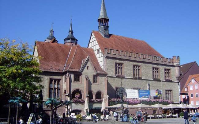 Гёттинген — город-загадка!