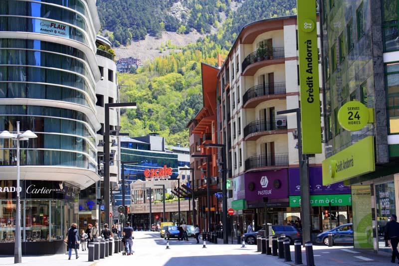 Недвижимость в испании андорра