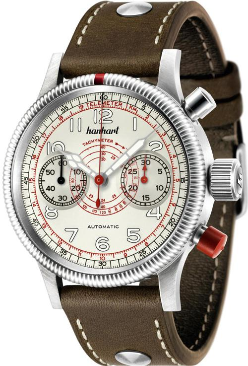 Многие туристы в Андорре покупают часы марки Hanhart.