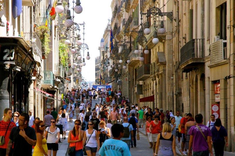 Лучший шоппинг в Барселоне