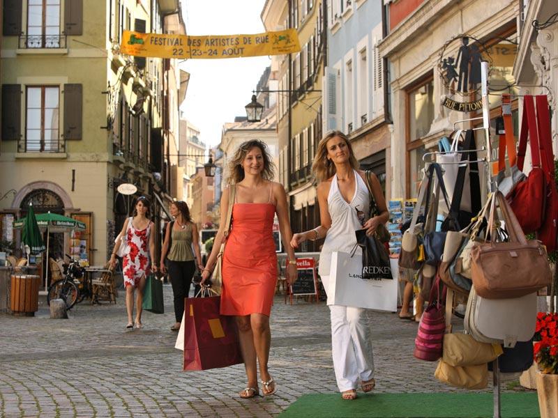 Дешевый шоппинг в Париже