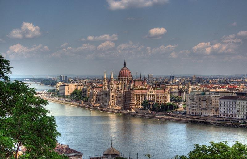 Что посмотреть в Будапеште: Парламент.