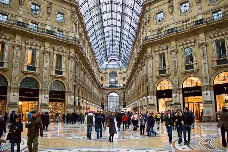 Шоппинг в Милане Отзывы
