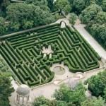 Лабиринт Орта — самый загадочный парк Барселоны