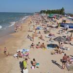 Летний отдых на Азовском море в станице Голубицкой