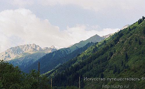 Поездка в Алматы и Медео
