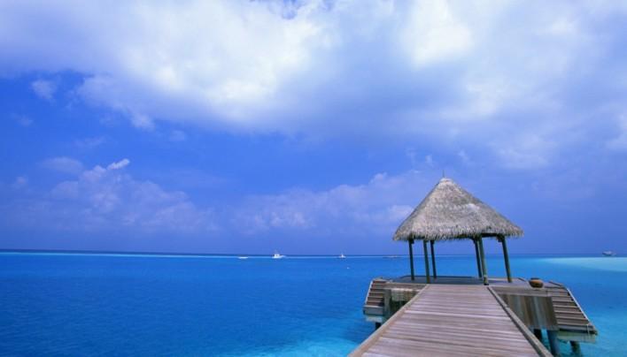 Затерянный остров в Индийском океане