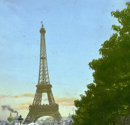 Праздник Осени в Париже