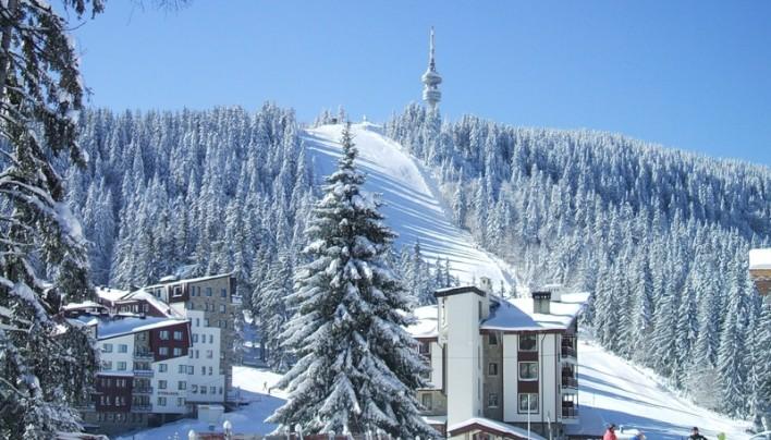 Известные горнолыжные курорты Болгарии: Банско, Боровец, Пампорово и Витоша
