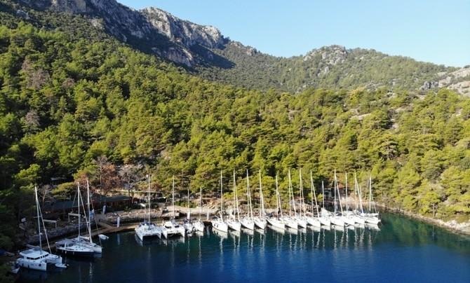 Event-регата в Турции: новый формат для любителей активного отдыха