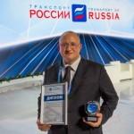 Аэропорт Шереметьево – лауреат главной транспортной премии России «Формула движения»