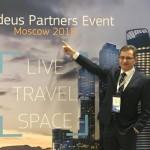 Amadeus собрал в «Сколково» лидеров авиационного и туристического бизнеса из 20 стран мира
