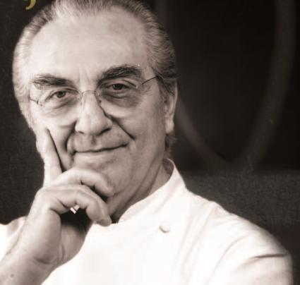 Гуалтиеро Маркези: еда как арт-шедевр – в Москве рассказали о легенде итальянской кухни