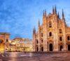 Миланский кафедральный собор в готическом стиле