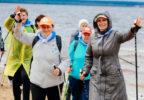 На Московской набережной в Чебоксарах проведут Фестиваль скандинавской ходьбы «Здоровье на Волге»