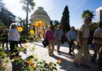 Туристы из Австрии, Словении и Японии путешествуют по «Золотому кольцу Боспорского царства»