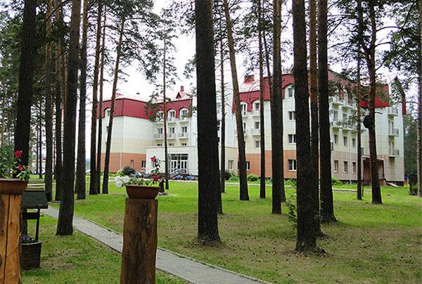 Загородный клуб «Остров сокровищ» в 20 минутах от Екатеринбурга