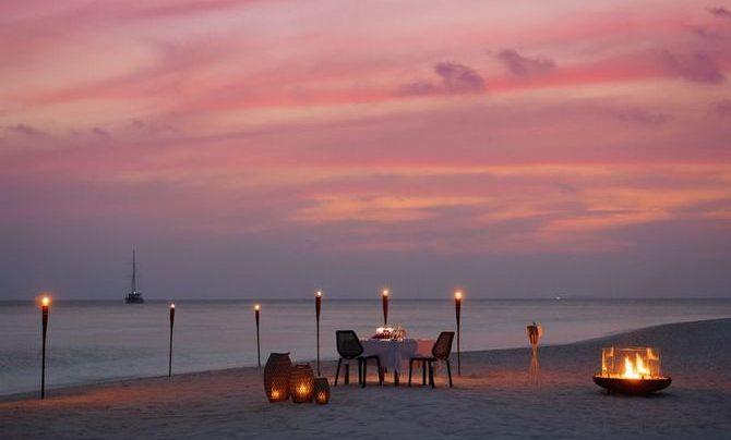 Кушать подано! Новое меню в Kandolhu Maldives