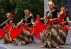 В Четвертом Фестивале Индонезии в Москве приняли участие 1200 индонезийских гостей