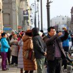 Почти 180 тысяч туристов посетили РФ по электронным визам