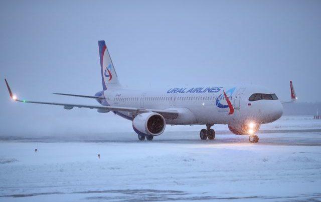 «Уральские авиалинии» отменили пользующиеся спросом у китайцев рейсы