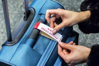 Как оставить на хранение в аэропорту изъятый при досмотре предмет?