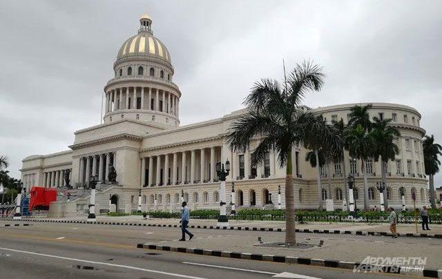 Россия обсуждает возможность возобновления рейсов с Кубой